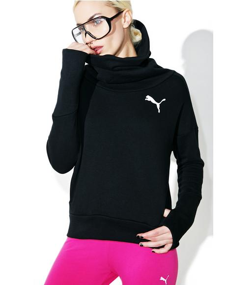 Elevated Rollneck Sweat