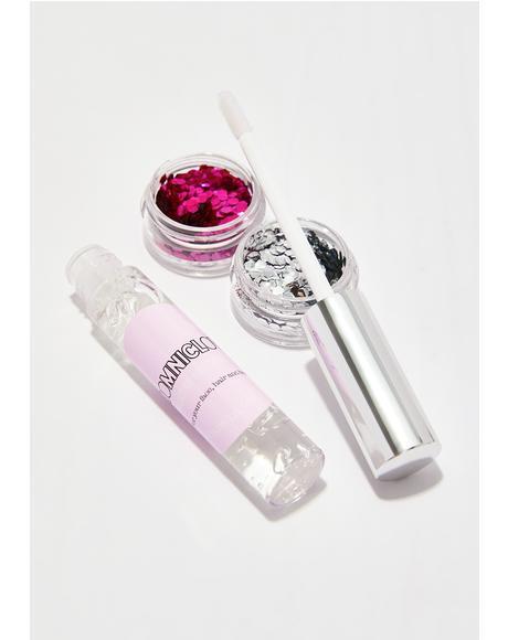 Plain Glitter Glue