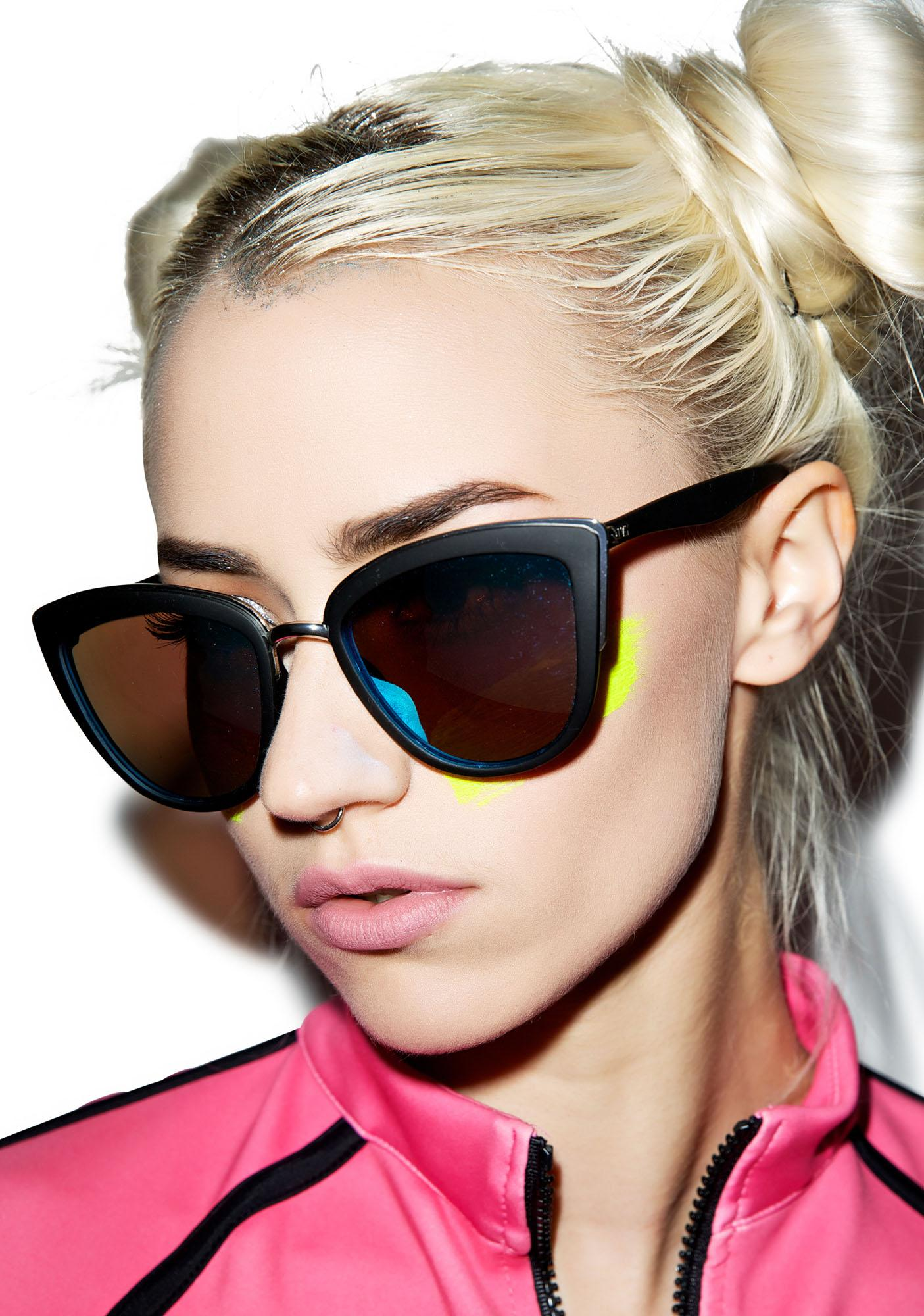 56cc15cb6ba Quay Eyeware My Girl Sunglasses
