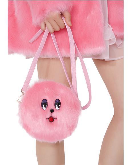 Fur Bear Bag