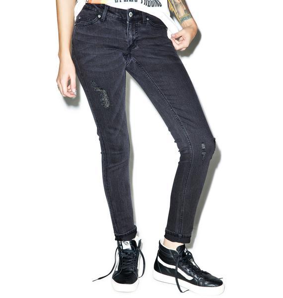 Cheap Monday Slim Fit Jeans