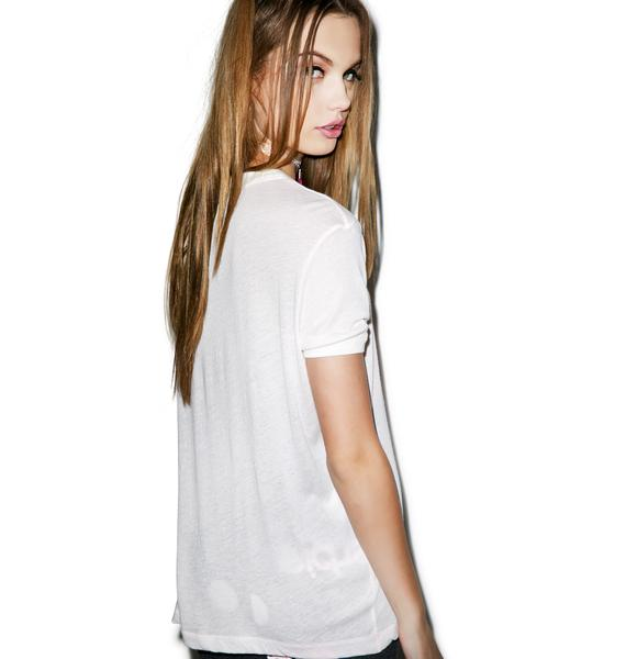 Wildfox Couture Ken? Vintage Ringer Tee