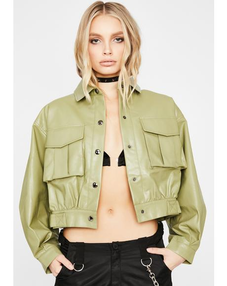 Do The Damn Thing Bomber Jacket