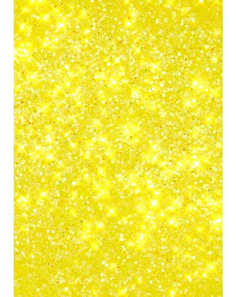 Lemon Bar Sparkles Loose Glitter