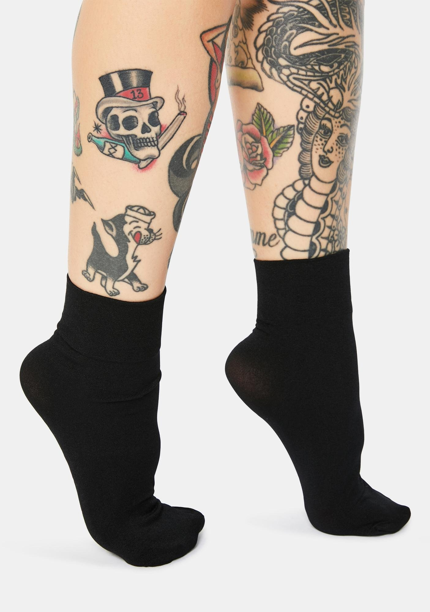 Night You're The One Essential Crew Socks