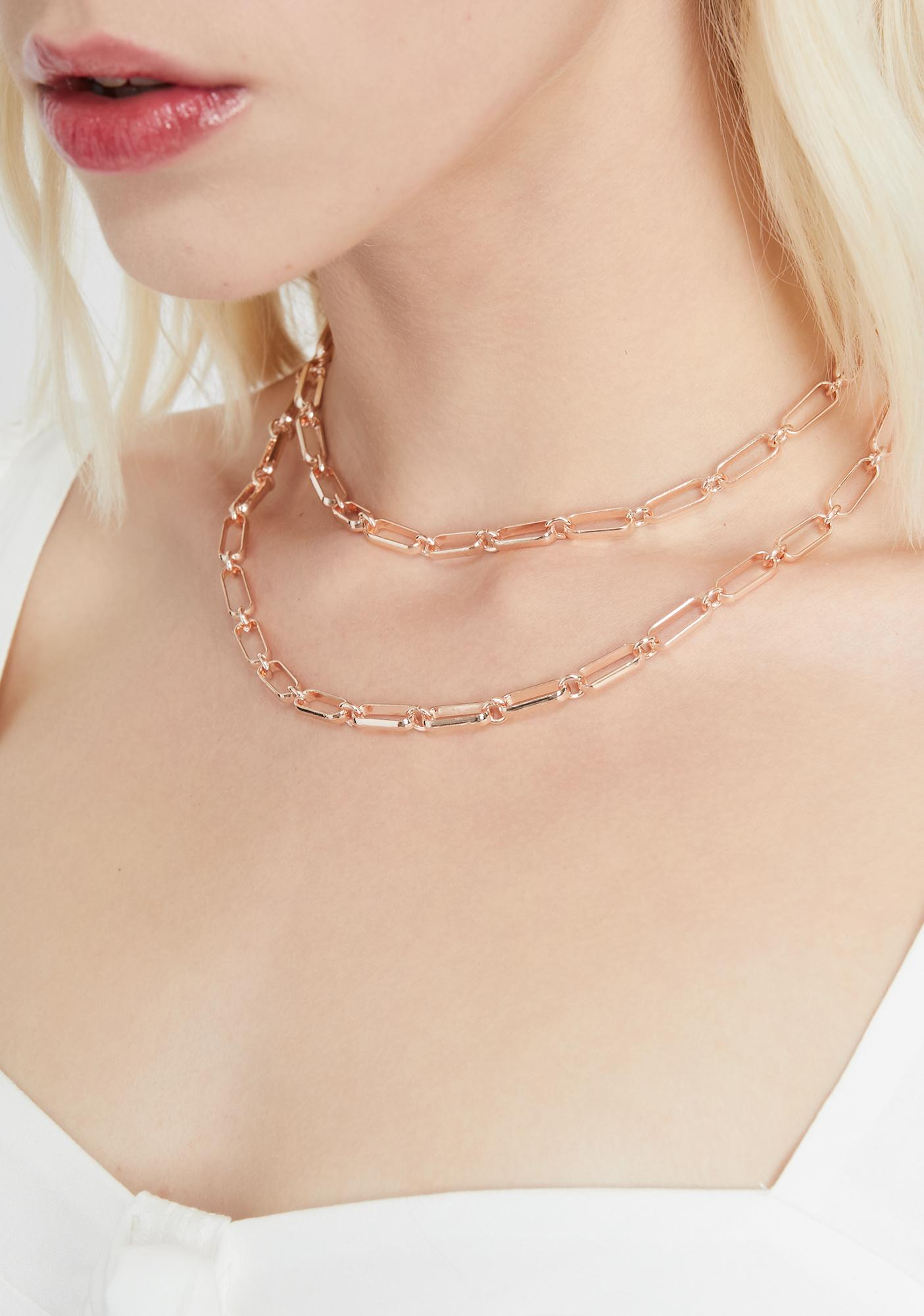 Dainty Diva Layered Necklace