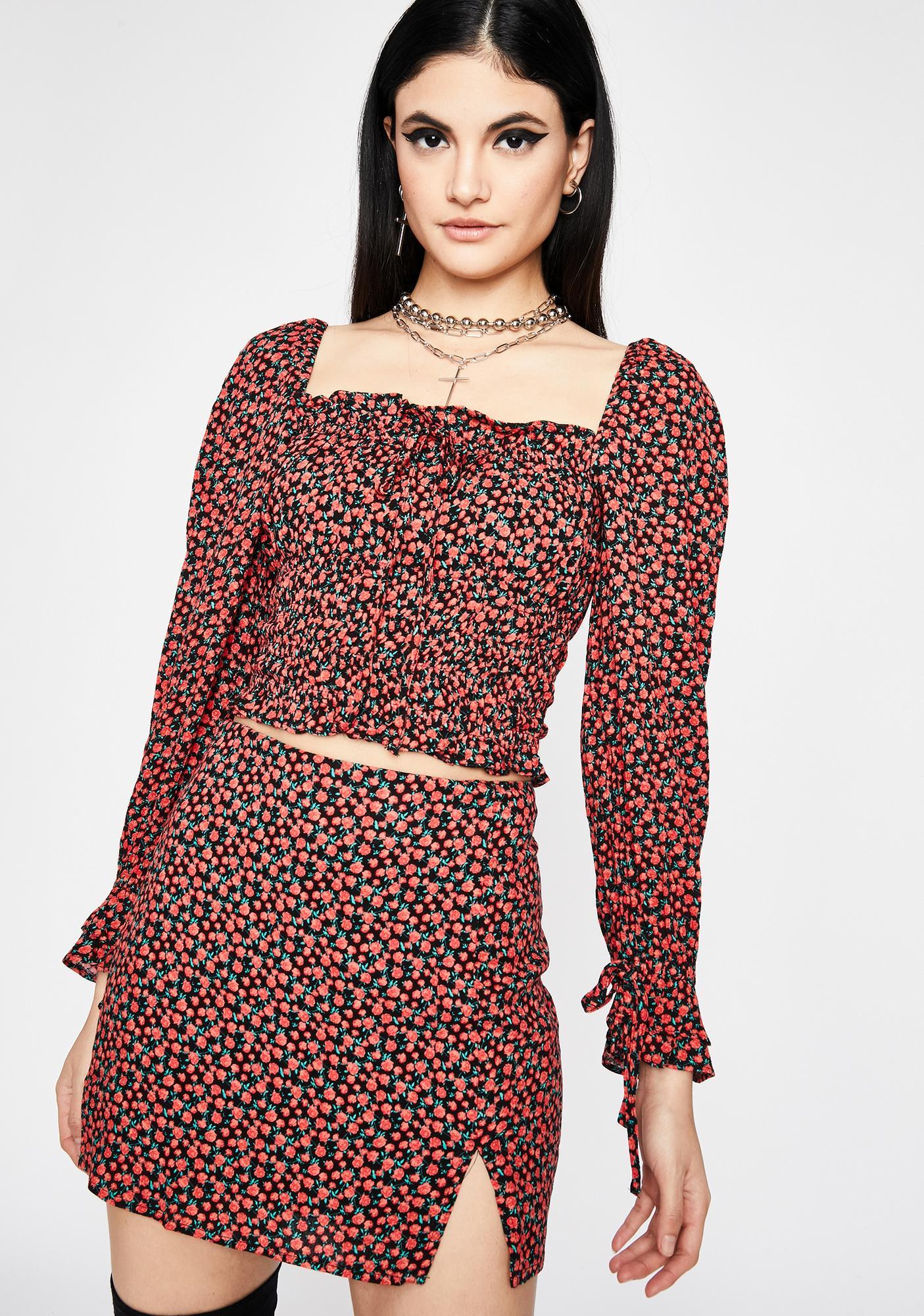 BB Bloomer Mini Skirt