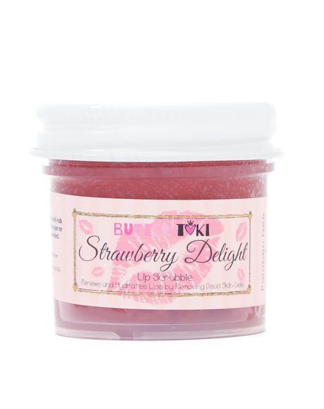 Strawberry Delight Lip Scrub