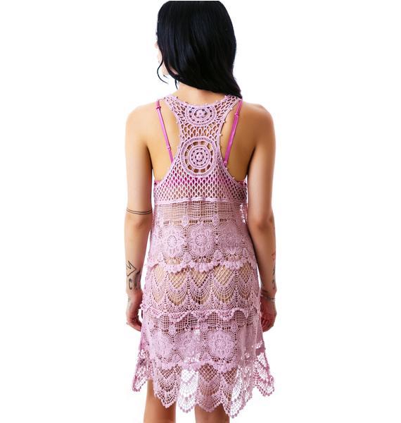 Rococo Knit Dress