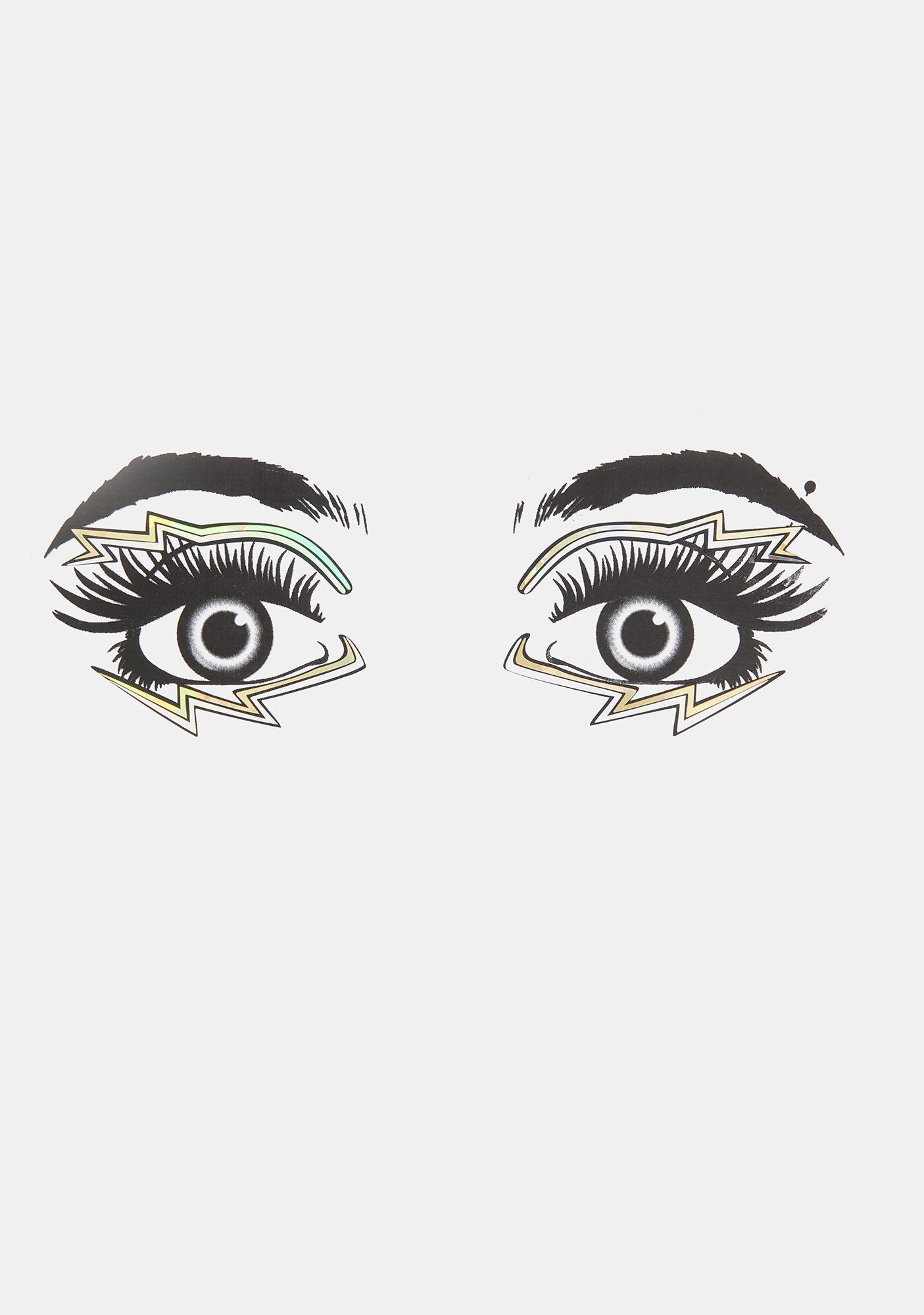 Face Lace Holograflicks Eye Lace