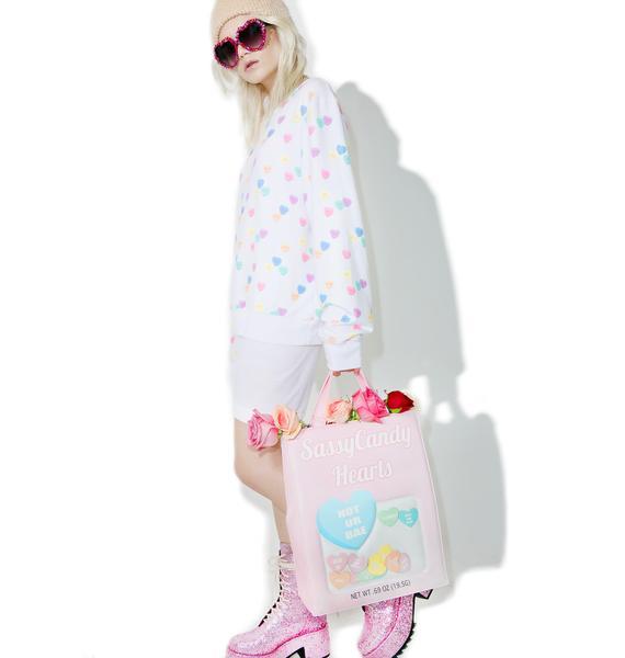 Sugarbaby Sassycandy Hearts Bag