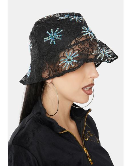 Garden Light Sheer Bucket Hat