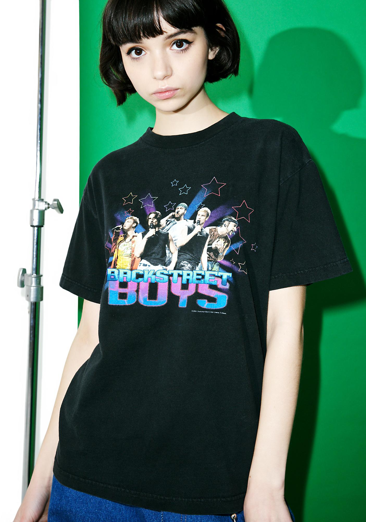 8b357edb Vintage Backstreet Boys Tee | Dolls Kill
