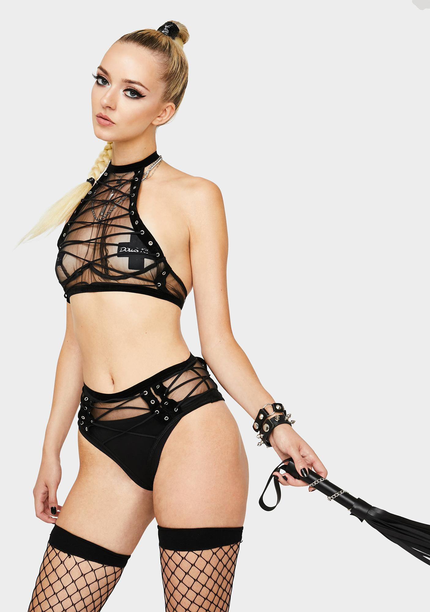 Roma Don't Start Now Halter Set