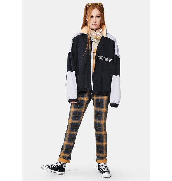 Obey Bruges Jacket
