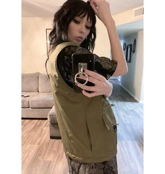 Nana Judy Oak Tactical Vest