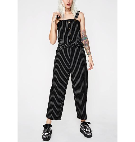 Can't Live With Me Overalls