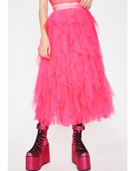 Pixie Dreams Tulle Skirt