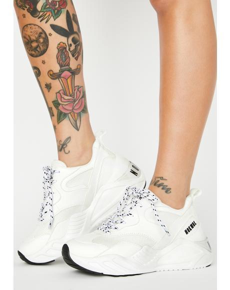 Rerun Platform Sneakers