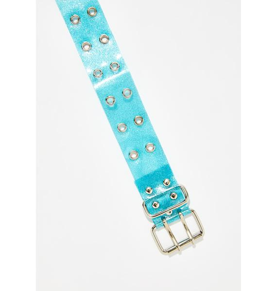 Tuff Like Taffy Belt Choker