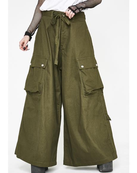 Dank Bomber Cargo Pants