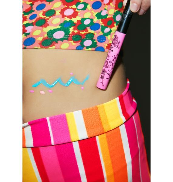 LA Splash Vivid Body Art Liner