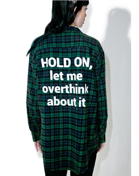 Hold On Flannel