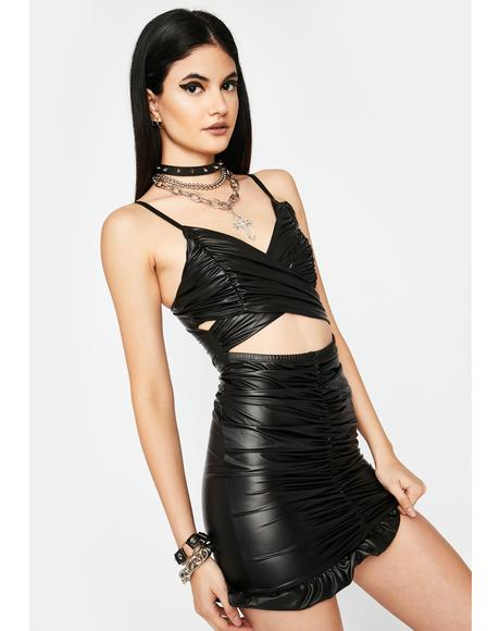 Dominatin' Desire Mini Dress