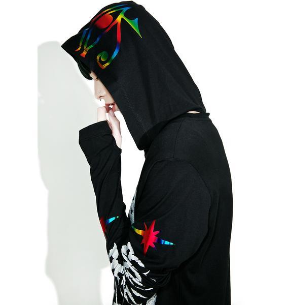 Current Mood Pentagram Hoodie
