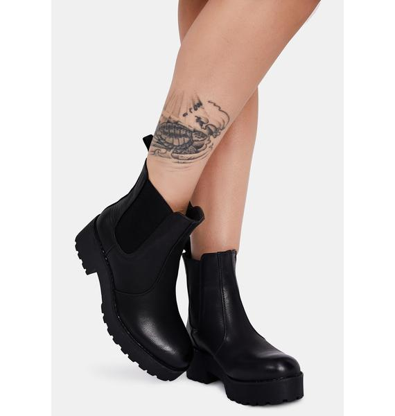 Puddle Stompin' Boots