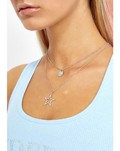 Femme Divinity Layered Necklace