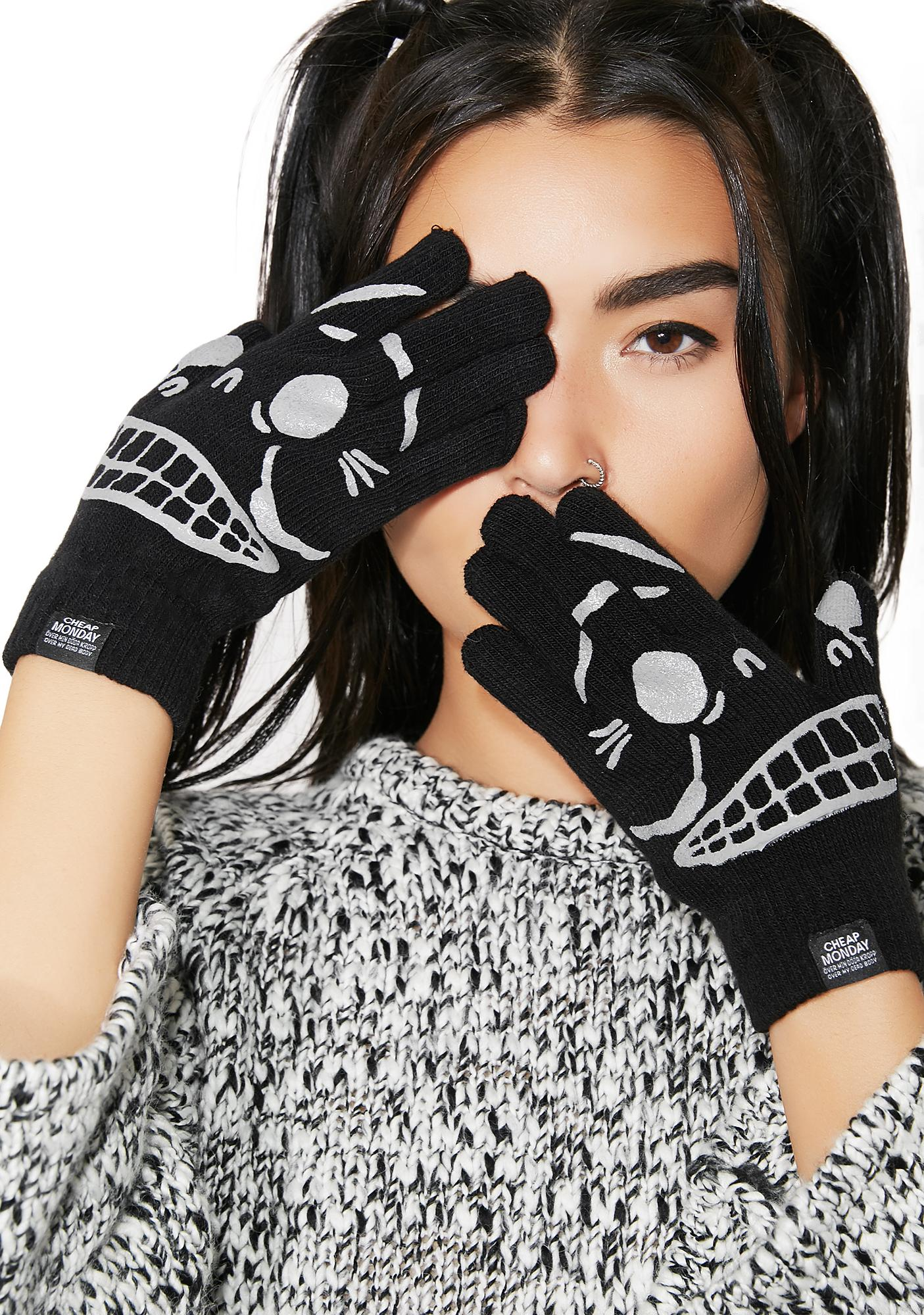 Cheap Monday Magic Gloves