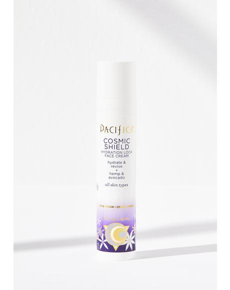 Cosmic Shield Hydration Lock Face Cream