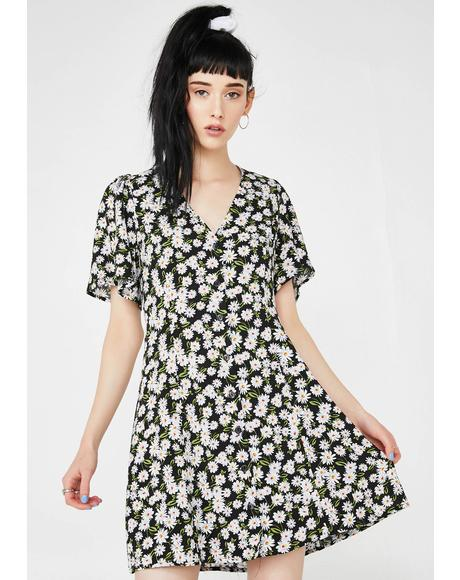 Spring Showers Mini Dress