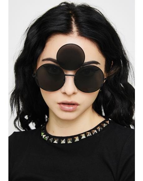 Black Memorium Sunglasses