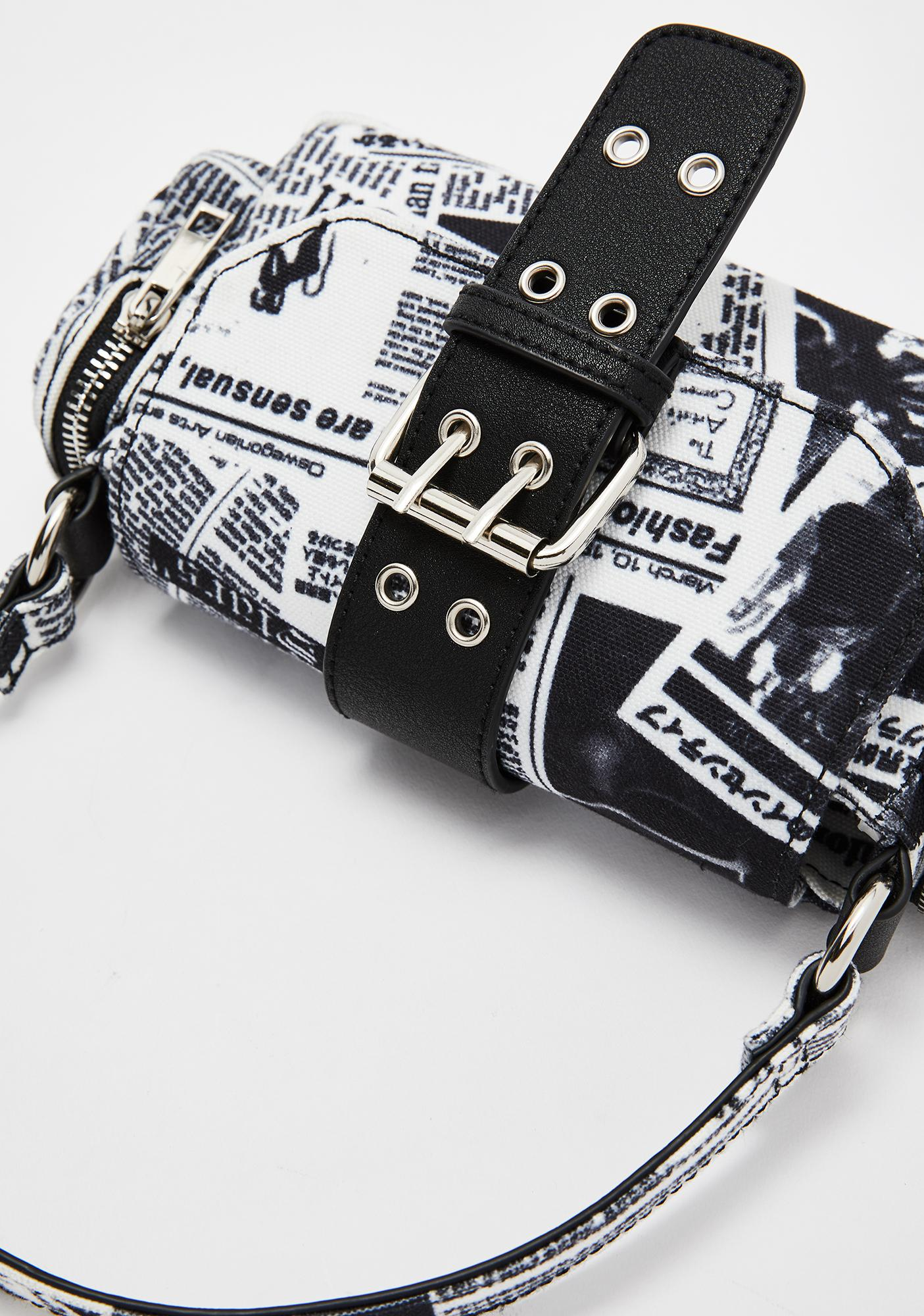 Current Mood Extra Extra Buckle Bag