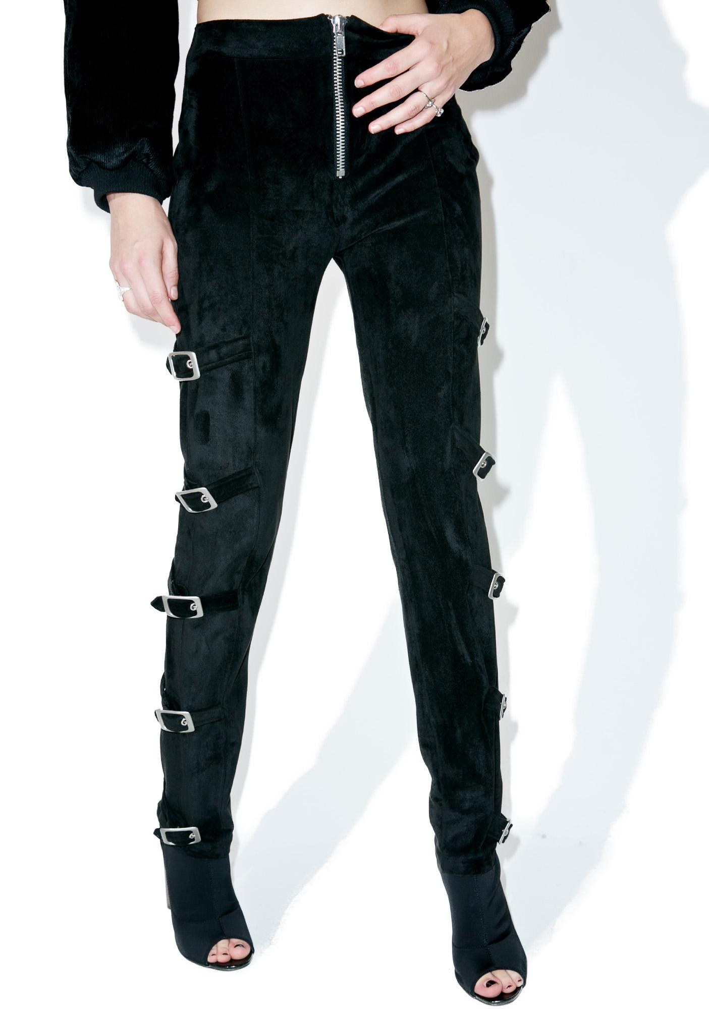 Hardware LDN Lolly Pop Buckle Pants