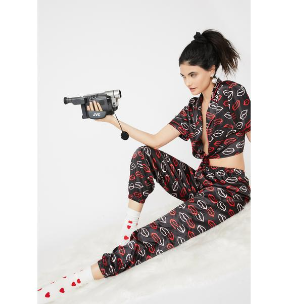 Roma Make Out Room Pajama Set