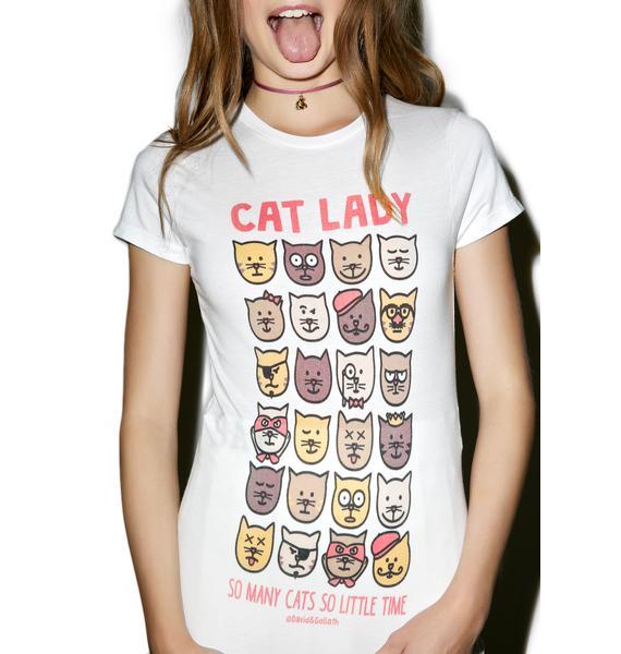 Cat Lady Tee