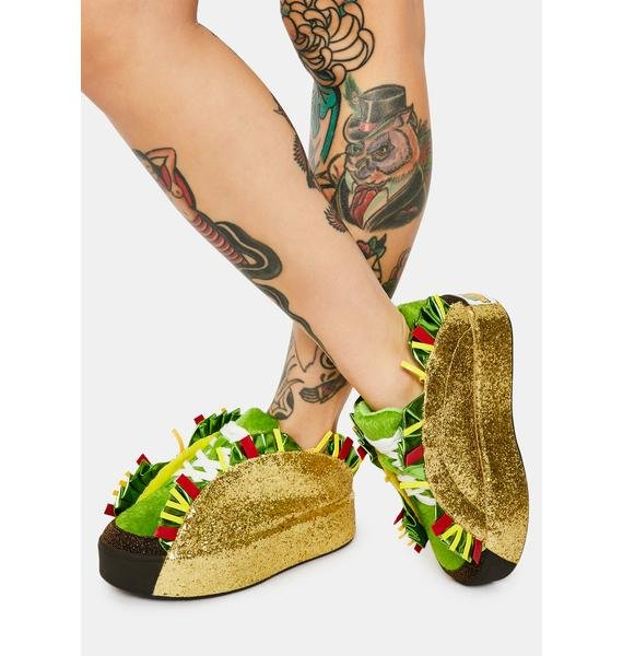 Current Mood Salsa Time Taco Sneakers