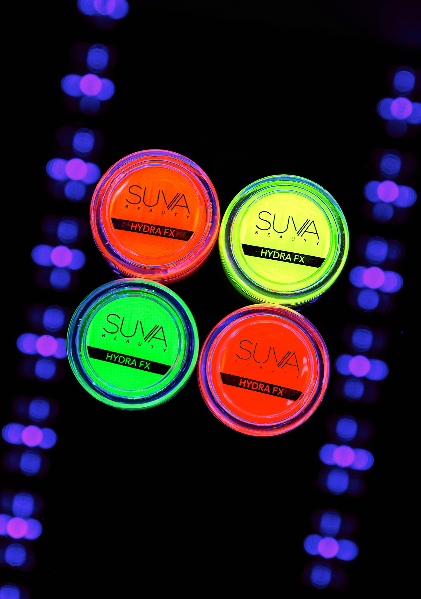 SUVA Beauty Dance Party UV Hydra FX