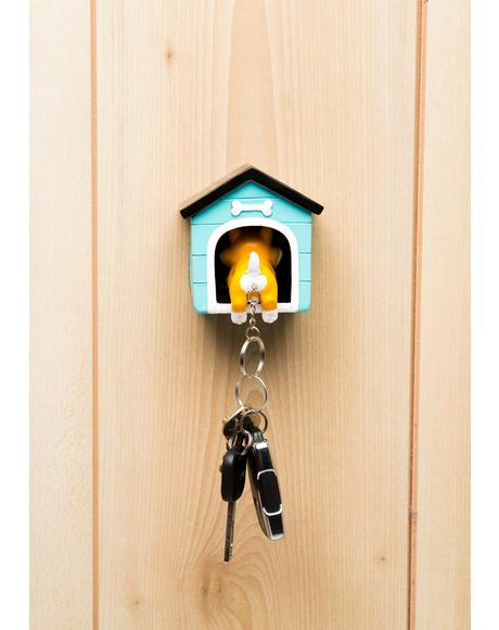 Doghouse Days Key Holder