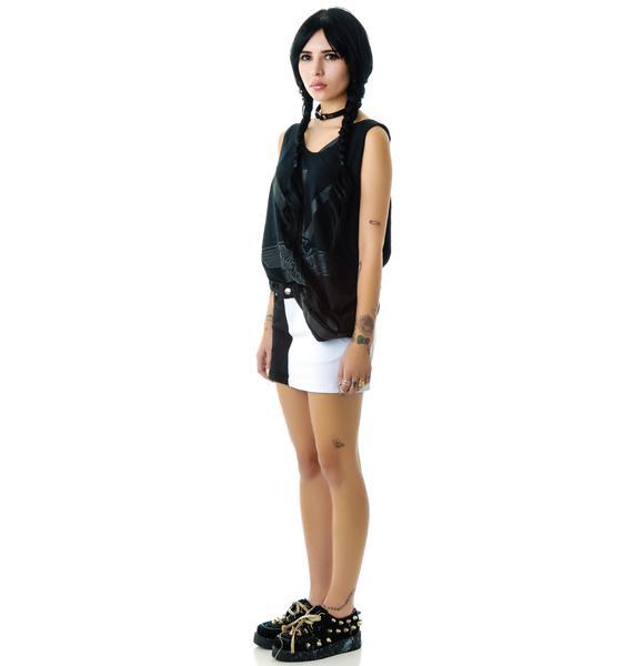 Tripp NYC Split Skirt