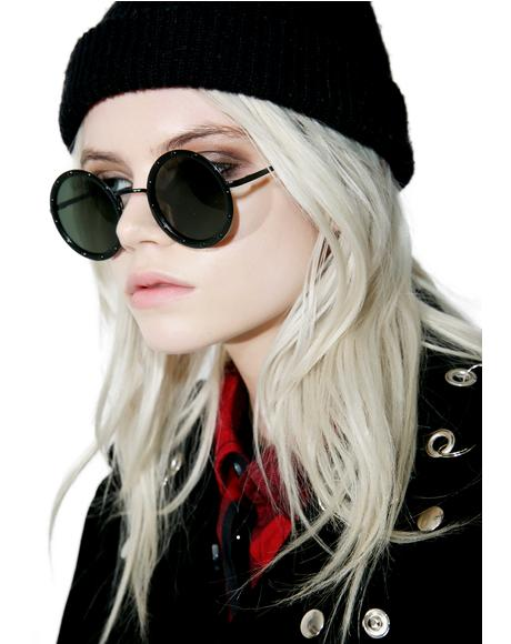 Blackout Johnny Sunglasses