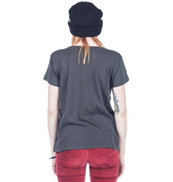 Blood Is The New Black Late Night Hour Tee