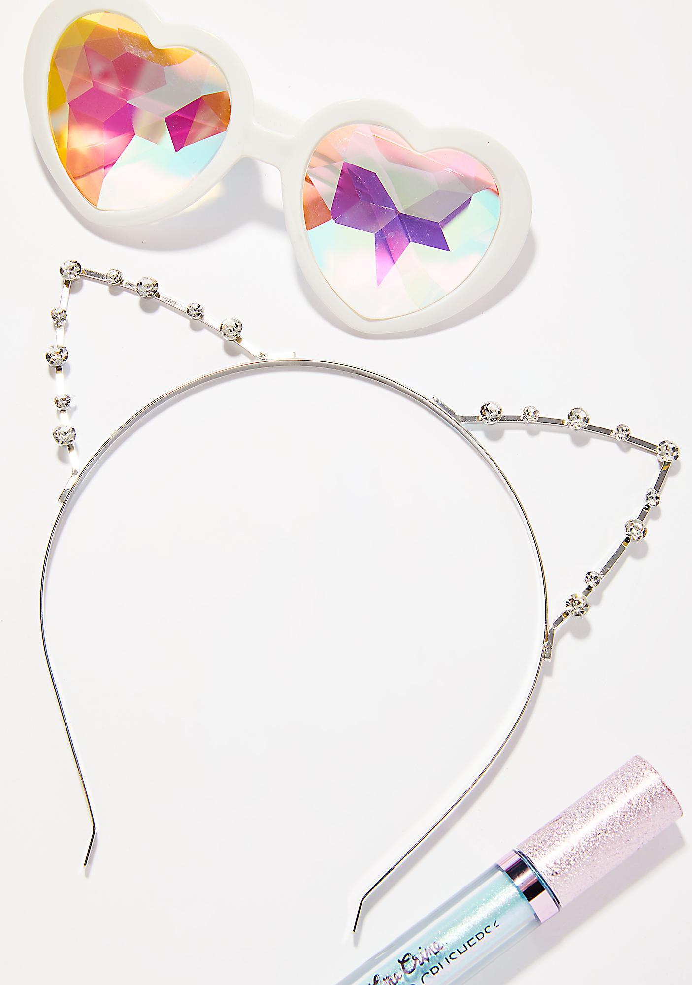 Prowlin' Princess Ears Headband