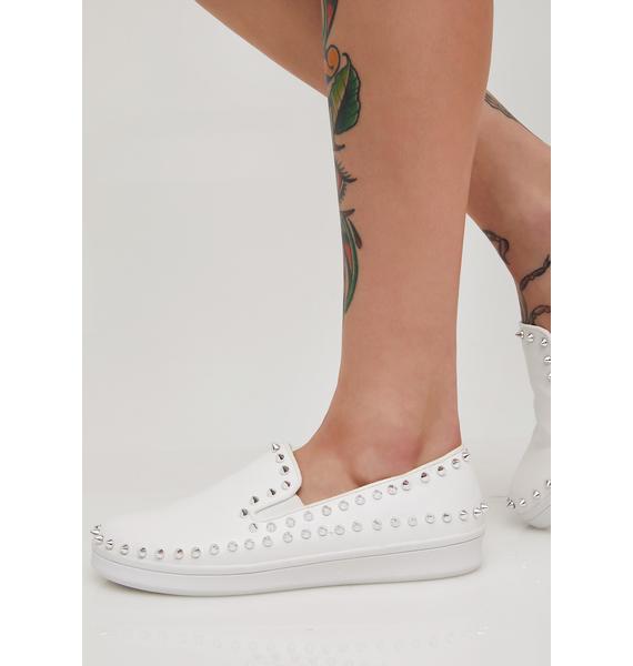 Rock It Out Slip-On Sneakers