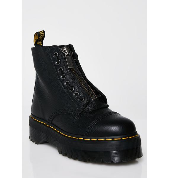 Dr. Martens Sinclair 8-Eye Jungle Boots