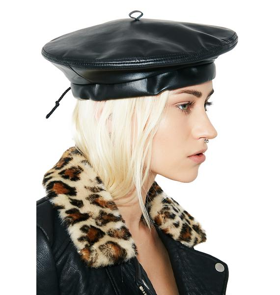 Bewitched Military Beret