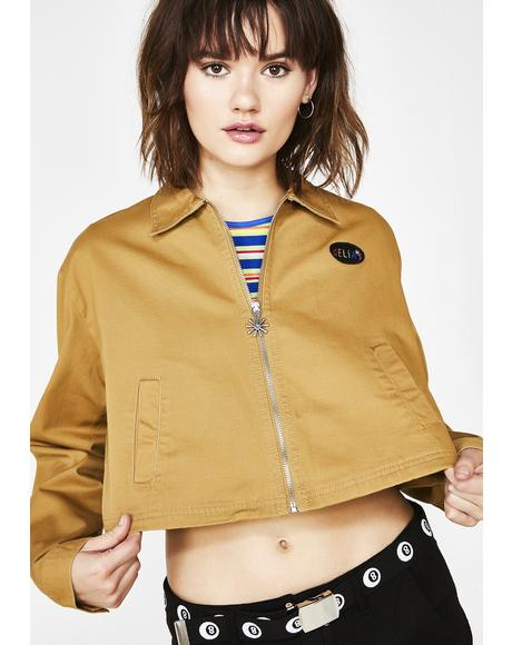 Slacker Central Cropped Jacket